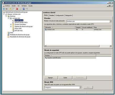 asir1012 - Las Políticas de Grupo en Windows Server 2008 | SOR | Scoop.it