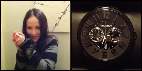 Tendence Watch x 楊乃文   Facebook   Tendence Watches   Scoop.it