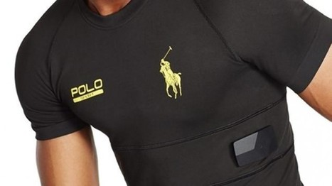 Ralph Lauren to Sell Wearable-Tech Shirt Timed for U.S Open | Wearable Tech and the Internet of Things (Iot) | Scoop.it