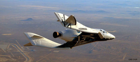 SpaceShipTwo: On a Flight Path to Space Tourism   grants   Scoop.it
