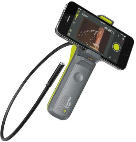 RYOBI lance PhoneWorks, gamme d'outillage connecté pour la mesure | AIRTEM PièceDePro, votre partenaire pour l'électroportatif | Scoop.it