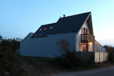 生物气候房:在力所能及的范围内节能 I sankaijian.com | Idées d'Architecture | Scoop.it