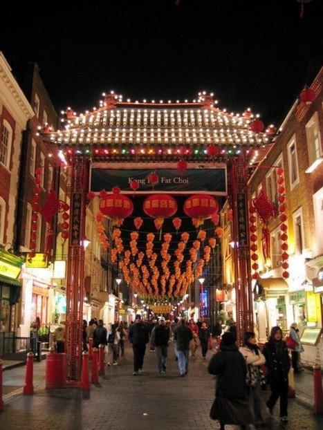 London's Chinatown | Speed dating london | Scoop.it