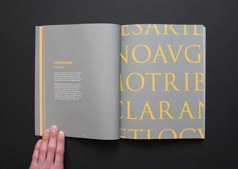 This Beautiful Textbook Is Designed to Make You Feel Dyslexic | Wired Design | Anytime Anywhere Learning | Scoop.it