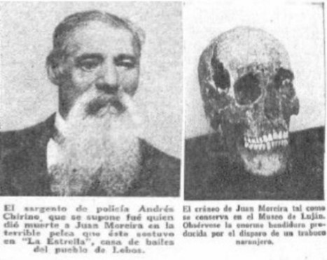 Juan Moreira y/o Pepe Podestá - El País Viajes (blog) | Anclada en Madrid | Scoop.it