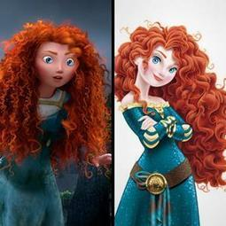 Social Justice: Disney Straddles the Line on Merida via @arcintel | MarketingHits | Scoop.it