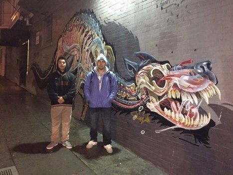 Nychos twitterverse update - Street I Am | Street Art Planet | Scoop.it