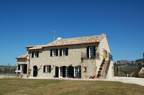 Accommodation in Le Marche: Country Houses | Le Marche Properties and Accommodation | Scoop.it