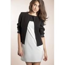 Mademoiselle Grenade vous propose une sélection de veste de tailleur en satin. - Mademoiselle Grenade | de l'amour, des couleurs et de la mode | Scoop.it