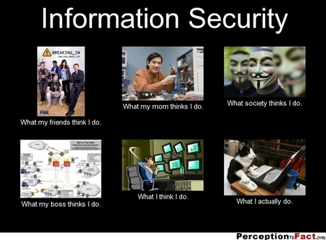 Information Security | What I really do | Scoop.it