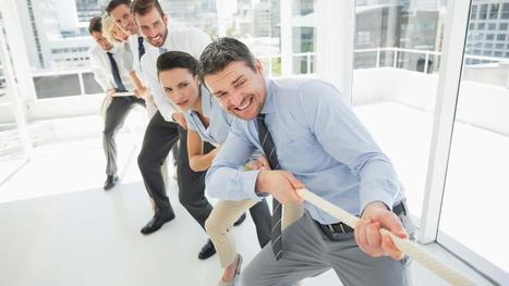 Getting social: why work as a team sport is back | Learning At Work | Scoop.it