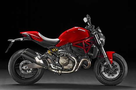 New Monster 821 arrives in dealerships | Motorcycle Industry News | Scoop.it