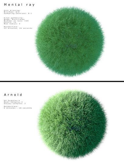 3D Vício: Arnold Render para Softimage   Learning   Scoop.it