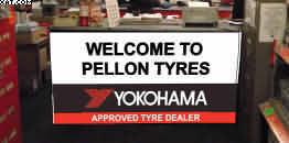 Yokohama Touring Tyres
