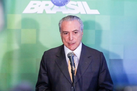 #Brazil 's Largest Newspaper Commits Major Journalistic Fraud to Boost Interim President #Temer - #FolhaDeSaoPaolo | News in english | Scoop.it