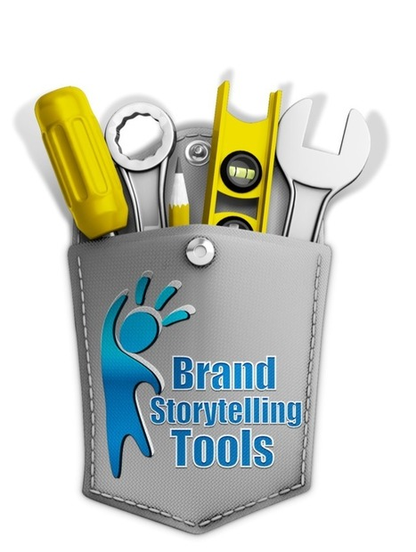 Storytelling Tools – Creative Hacks for Stand Out Branding | Just Story It! Biz Storytelling | Scoop.it