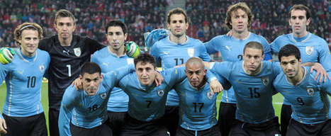 2014 World Cup Odds - The Uruguay Team | Bet the World Cup | News Bet The World Cup | Scoop.it
