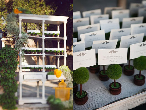 Tic Tock Couture Florals - If These Petals Could Talk - Sara & DJ's Hummingbird Nest Ranch Wedding | Go Wedding | Scoop.it