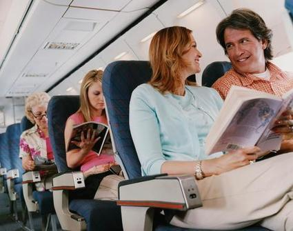 What the Airplane Seat Choice Says About the passenger | An Indelible Imprint | Scoop.it