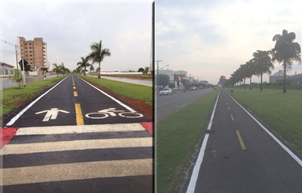 Cidade-modelo de MT, Lucas do Rio Verde vai ter a maior ciclovia do país com 68 km | Lucas do Rio Verde | Scoop.it