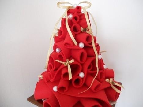 Albero di Natale 2013: trendy, low cost e originale, ecco tante idee ... - UrbanPost | BricoService - Manutenzioni residenziali | Scoop.it
