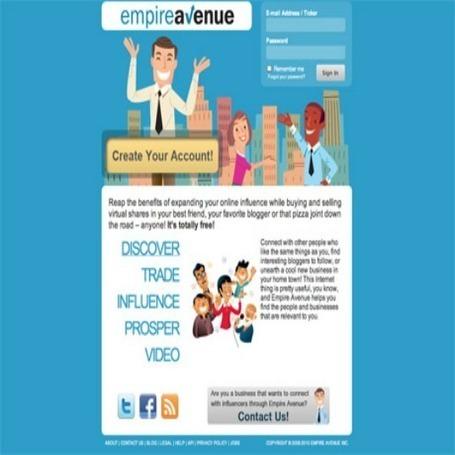 The 7 Pillars of Your Empire Avenue Success - The 7 Pillars Book | Social Marketing | Scoop.it