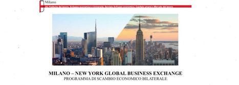 Prorogato al 31 agosto Il termine per la presentazione delle domande di partecipazione al bando per startup nel programma di scambio Milano-New York - Milano | Startup Italia | Scoop.it