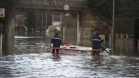 Inondations. DIRECT Vigilance rouge dans trois départements | Ma Bretagne | Scoop.it