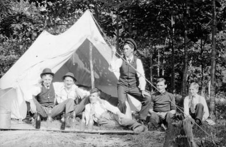 Les seniors sont-ils friands de camping ? - SilverEco | caravaning | Scoop.it