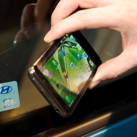 Hyundai showcases future smartphone integration | Hyundai cars news reviews | Scoop.it