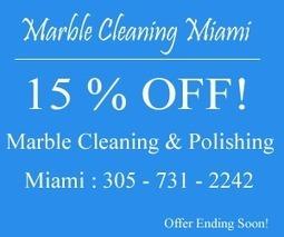 Marble Floor Cleaning Miami Area   Colonial Floor Care   Scoop.it
