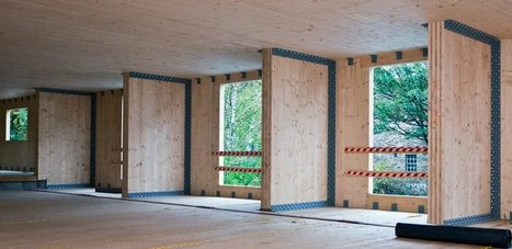KLH: 52 Whitmore Road | Building with wood | Scoop.it