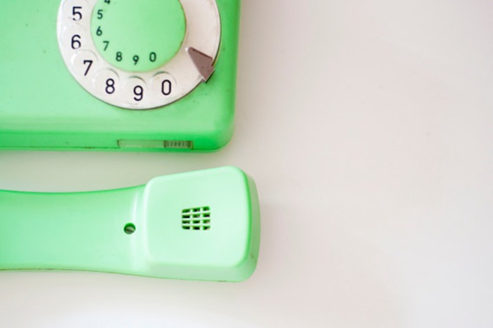 Vintage Rotary phone - Mint green - Vintage Home Decor | Kitsch | Scoop.it