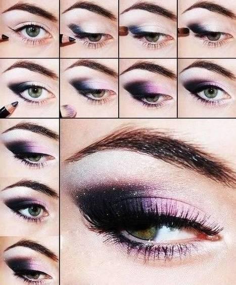 20 Amazing Eye-Makeup Tutorials & Ideas | Beauty and Wellness | Beauty Buff | Scoop.it