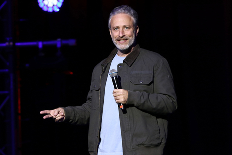 Jon Stewart bashes 'corrupt, blinded' media and TV execs opting for conflict over clarity | Multimedia Journalism | Scoop.it