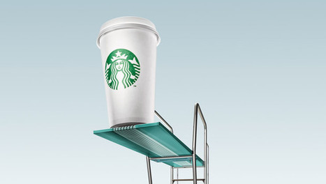 Risky Innovation: Will Starbucks's Leap Of Faith Pay Off? | Antennae | Scoop.it