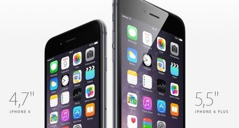 iPhone 6, Apple Pay ed Apple Watch: il grande giorno di Apple. | dieta sana | Scoop.it