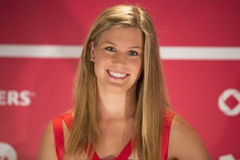 Eugenie Bouchard Rising Canadian Tennis Star - e-Forwards.com - Funny Emails | e-mail Forwards | Scoop.it
