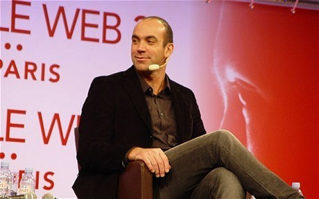 How to survive LeWeb 2010: a guide for start-up CEOs - Telegraph | Startup Advice | Scoop.it