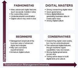 Marque Employeur : êtes-vous Beginners, Fashionistas, Conservatives ou Digital Masters? | Recrutement digital & innovant | Scoop.it