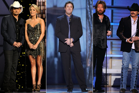 POLL: Who's Your Favorite CMA Awards Host? | Country Music Today | Scoop.it