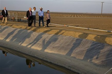 NASA turns research to California drought | Sustain Our Earth | Scoop.it