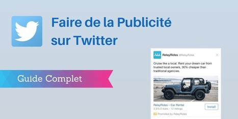 ▶ Marketing sur Twitter : le Guide Complet | Quatrième lieu | Scoop.it
