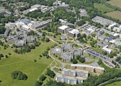 Kent cancer expert helps discover new 'chemotherapy booster' | University of Kent in the News | Scoop.it