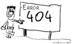 Why you need to customize your 404 Error Page | Creative Ramblings | Business in a Social Media World | Scoop.it