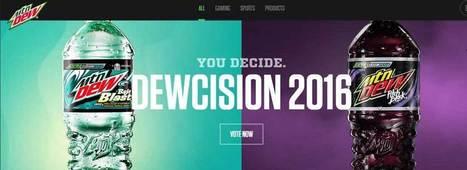 25 Brilliant Infinite Scroll Website Designs | El Mundo del Diseño Gráfico | Scoop.it