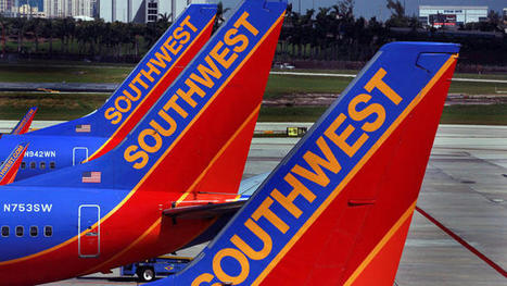 Southwest Airlines Again Warns About Free Ticket Scheme on Facebook - NBC 5 Dallas-Fort Worth   AIR CHARTER NEWS   Scoop.it