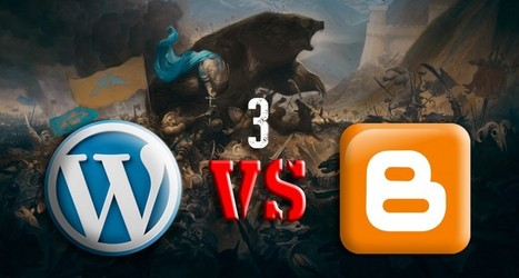 Wordpress Vs Blogger (III) - TuRed - Marketing Online - Servicios de Copywriter - SEO | Seo, Social Media Marketing | Scoop.it