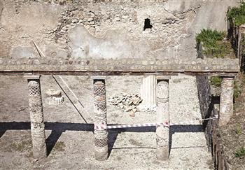 Concerns grow over Pompeii's damages - Hurriyet Daily News | Clever stuff | Scoop.it