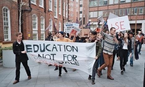University protests around the world: a fight against commercialisation: London School of Economics #UK | P2P Foundation | Peer2Politics | Scoop.it